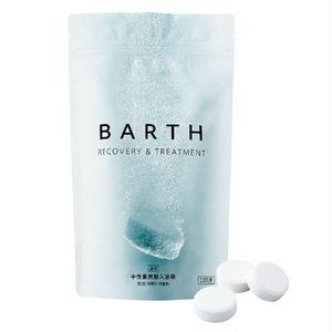薬用BARTH中性重炭酸入浴剤〈医薬部外品〉 30錠 ¥2750/TWO
