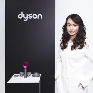 日本の「ダイソン ヘアビューティーアイコン」に長谷川京子さんが就任