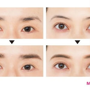 paku☆chanさんの眉メイクレッスン! カモメのような角度のある眉はどうする?